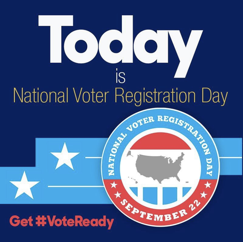 National+Voters+Registration+Day