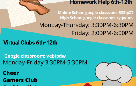 After School Clubs!