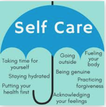 Self-care vs Brain Numbing