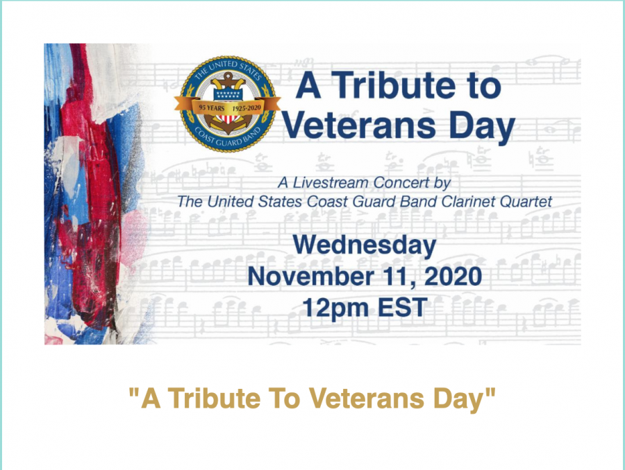 Free Veterans Day Concert